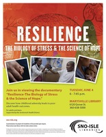 Free Screening: Resilience: The Biology of Stress & The Science of Hope