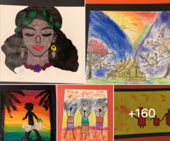 Schack Art Center, 10th Street Middle School Gallery ​March 6 - 22
