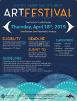 Native American Student Art Festival