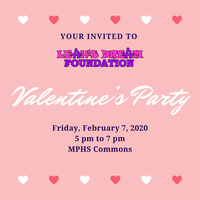 Leah's Dream Foundation's Valentine's Party