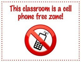 Learning Focus/Cell Phone Policy
