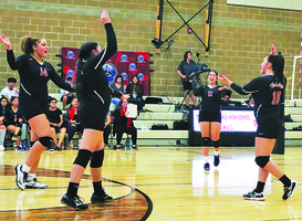 MSD ATHLETICS: Lady Hawks triumphant in season opener