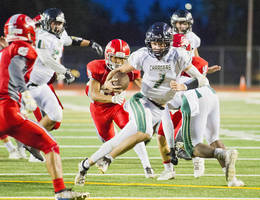MSD ATHLETICS: Friday the 13th unlucky for foes of local football teams (slide show)
