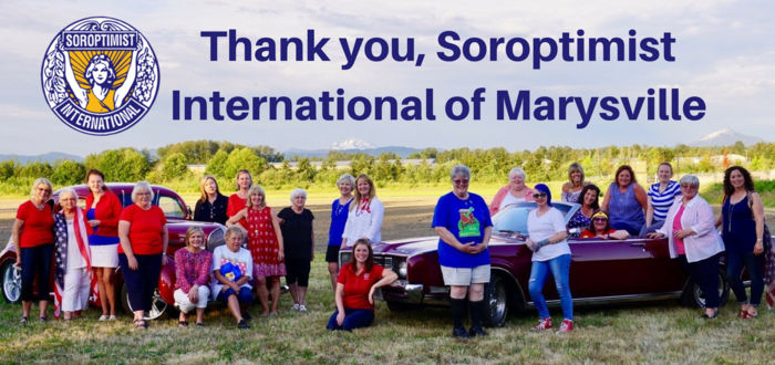 Photo of Marysville Soroptimist