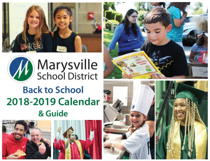 Image: Back to School Calendar and Annual Notifications Cover