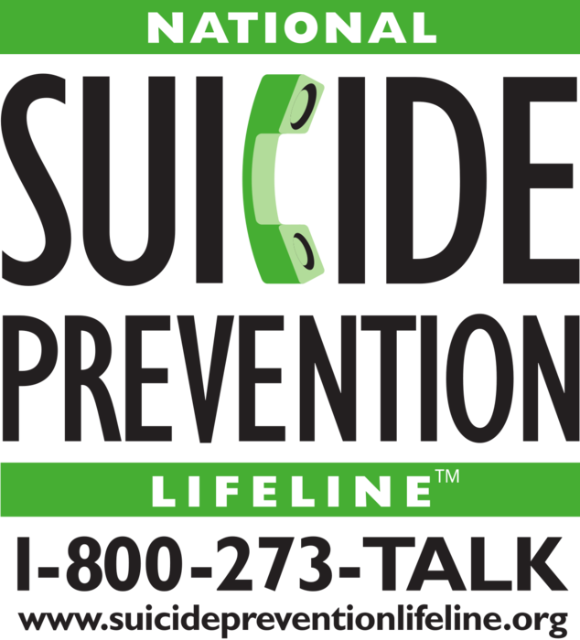 Suicide Prevention Phone Number and Link