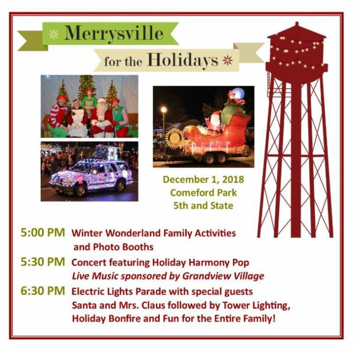 Merrysville for the Holidays