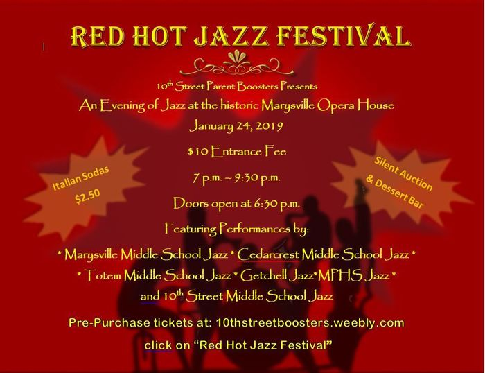 Red Hot Jazz Festival 2019