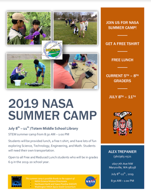 NASA Summer Camp