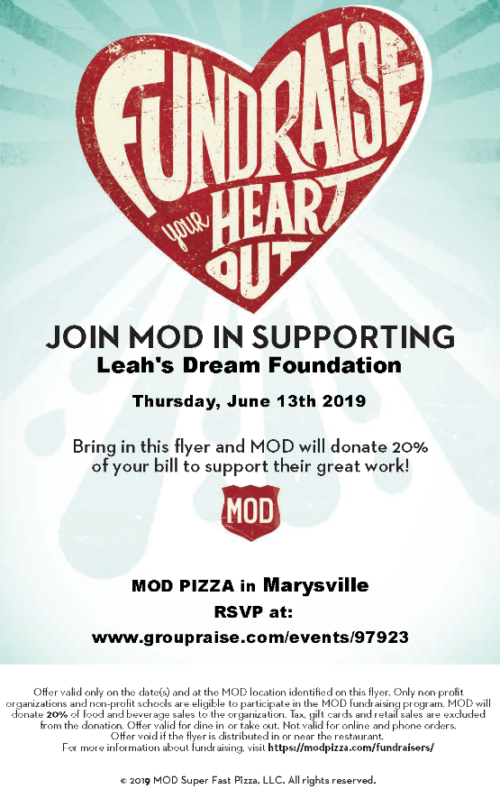 Leah's Dream Mod Pizza