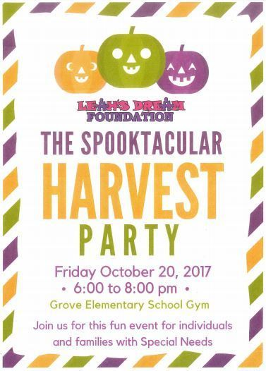 Spooktacular Harvest Party