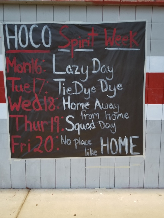 Spirit Week at MP