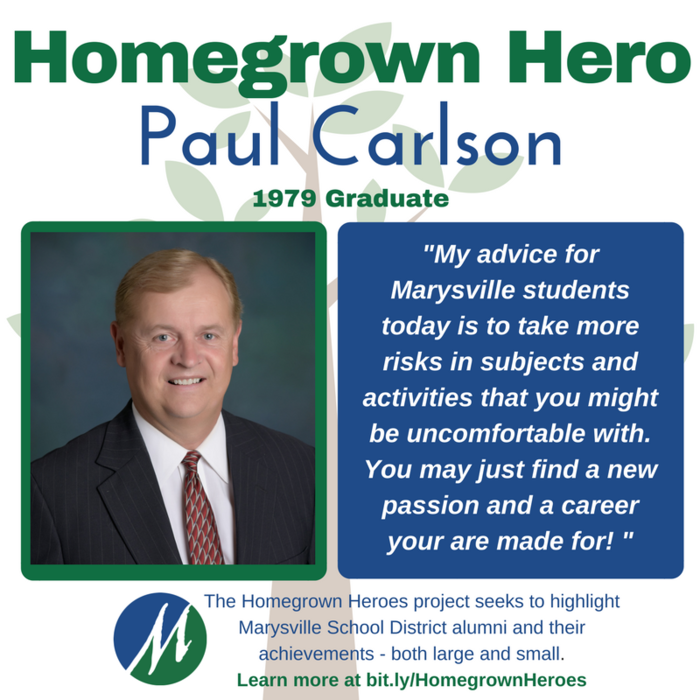 Homegrown Hero Paul Carlson Image