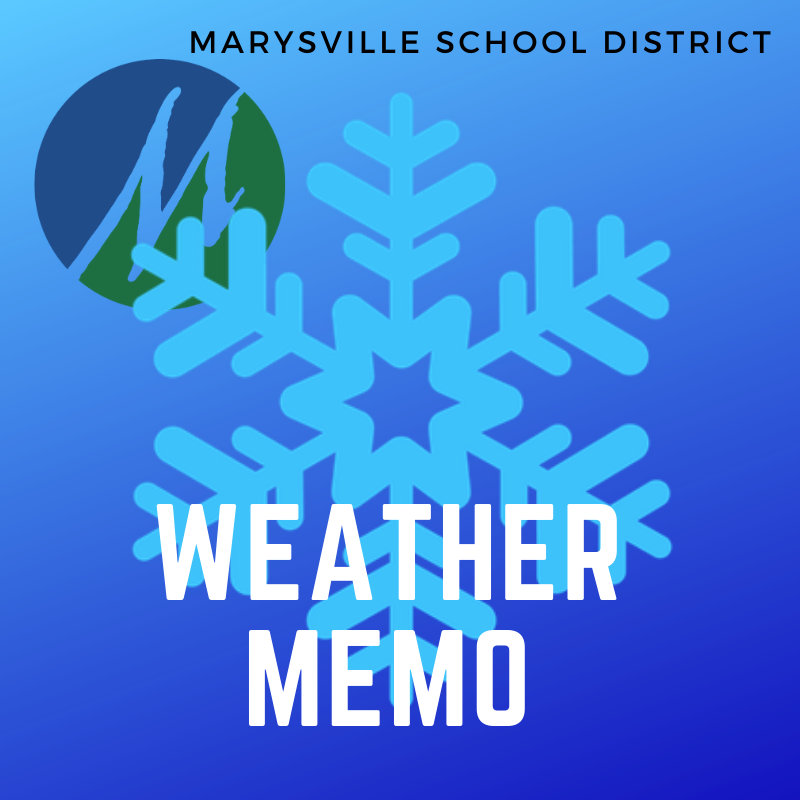 Inclement Weather Memo