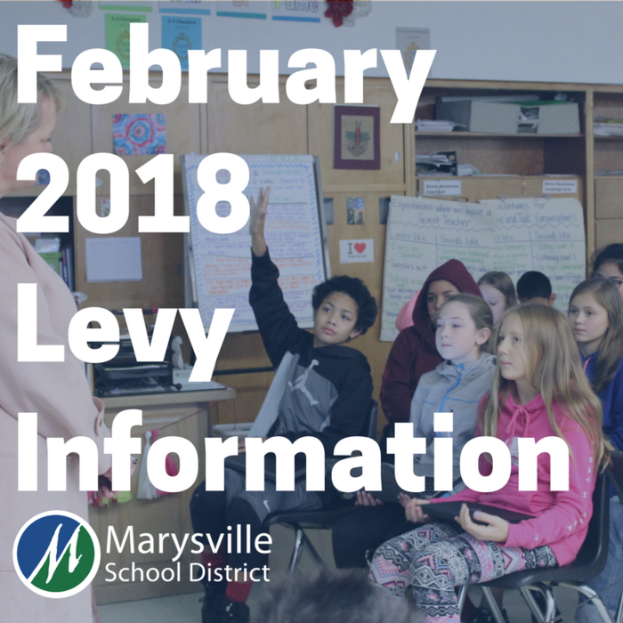February 2018 Levy Information Image