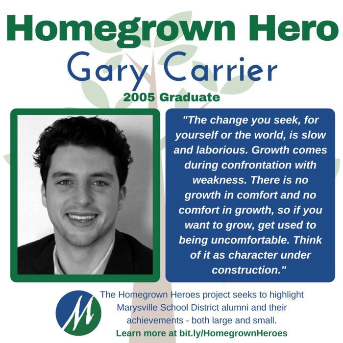 Photo of Gary Carrier