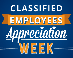 Classified Employees Week