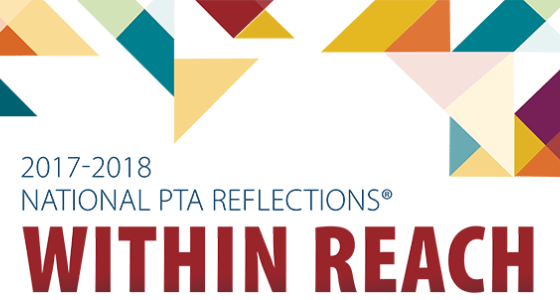 PTA Reflections: Within Reach Logo